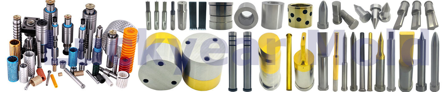 Dongguan Luckyear Precision Mold Parts Co., Ltd.