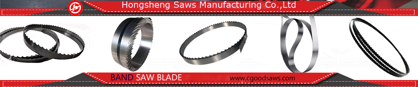 HONG SHENG SAWS MANUFACTURING CO., LTD.