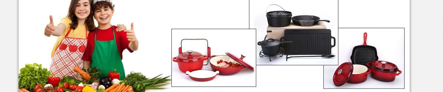 HEBEI YINGYI COOKWARE CO., LTD.