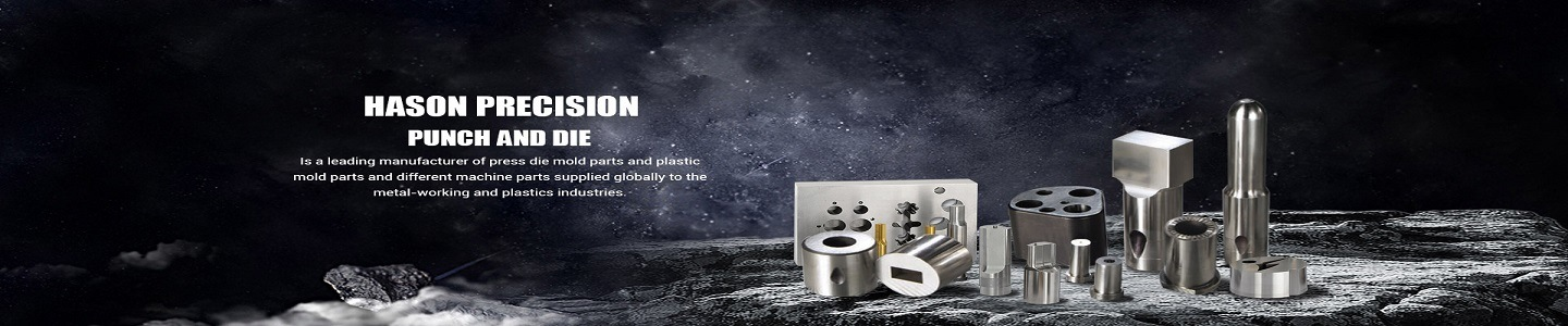 Hason Precision Mould Fittings Co., Ltd.