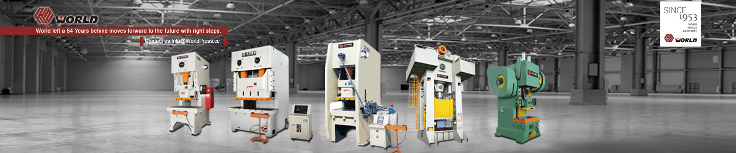 Jiangsu World Precise Machinery Co., Ltd.