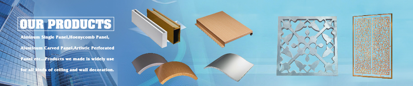 Foshan Nanhai Top Metal Building Material Co., Ltd.