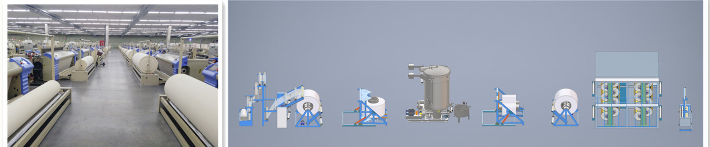 Qingdao Jin Lihua Textile Machinery Co., Ltd.
