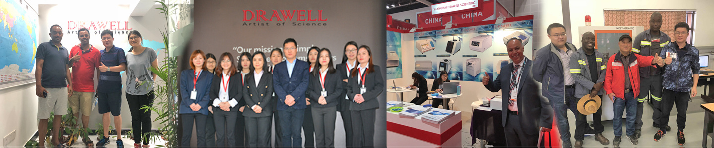 Shanghai Drawell Scientific Instrument Co., Ltd.