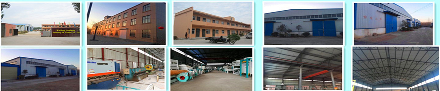 KAIFENG AOSHENG INDUSTRY AND TRADE CO., LTD.