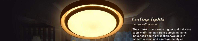 China Led Ceiling Light Manufacturer American Pendant Lamp