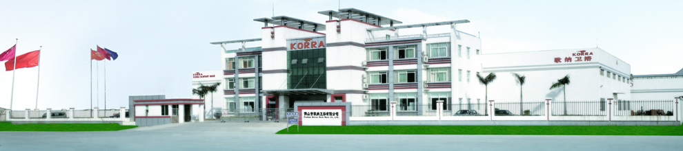 Foshan Korra Bath Ware Co., Ltd.