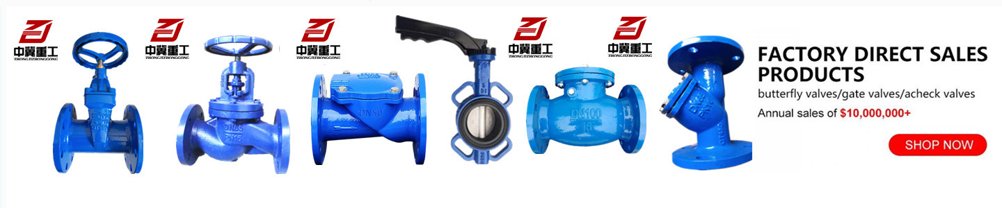 Hebei Zhongji Heavy Industry Valve Co., Ltd.