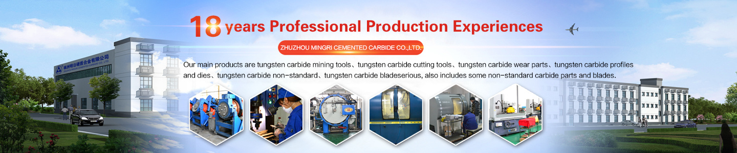 Zhuzhou Mingri Cemented Carbide Co., Ltd.