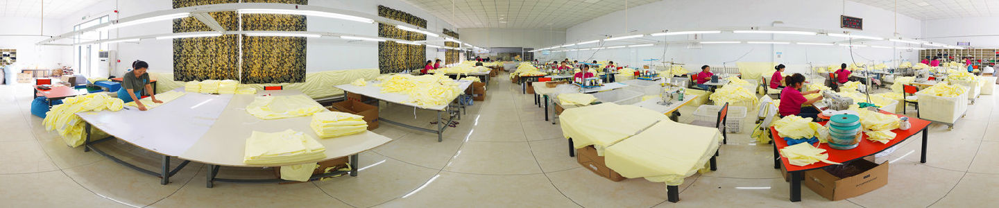 ZIBO DAYANG FLAME RETARDANT TEXTILE CO., LTD.