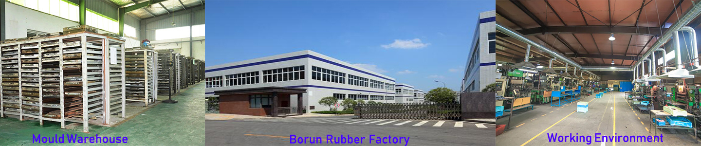QINGDAO BORUN RUBBER & PLASTIC PRODUCTS CO., LTD.