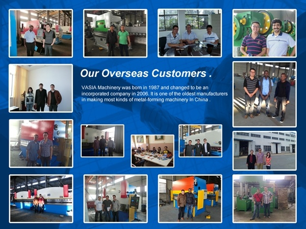 Our Overseas Customers