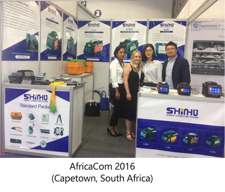 AfricaCom 2016 (Capetown, South Africa)