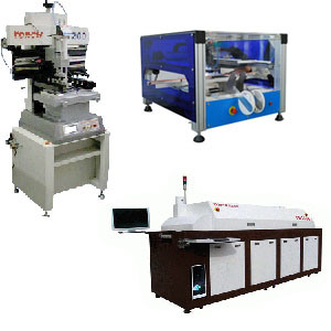 Proposal 3 of Mini-Type SMT Production Line