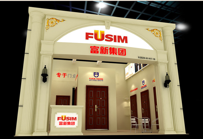Welcome to visit FUSIM DOORS #9.1 I36-37 J10-11 in 119 Canton Fair, APR 15-19, 2016