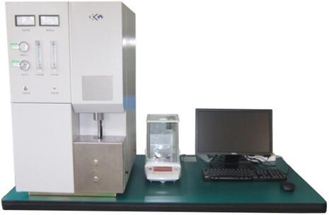 HF infrared C-S analyzer