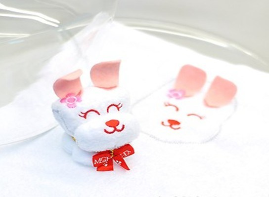 CARTOON DESIGN CAKE TOWEL AS YT-P-082