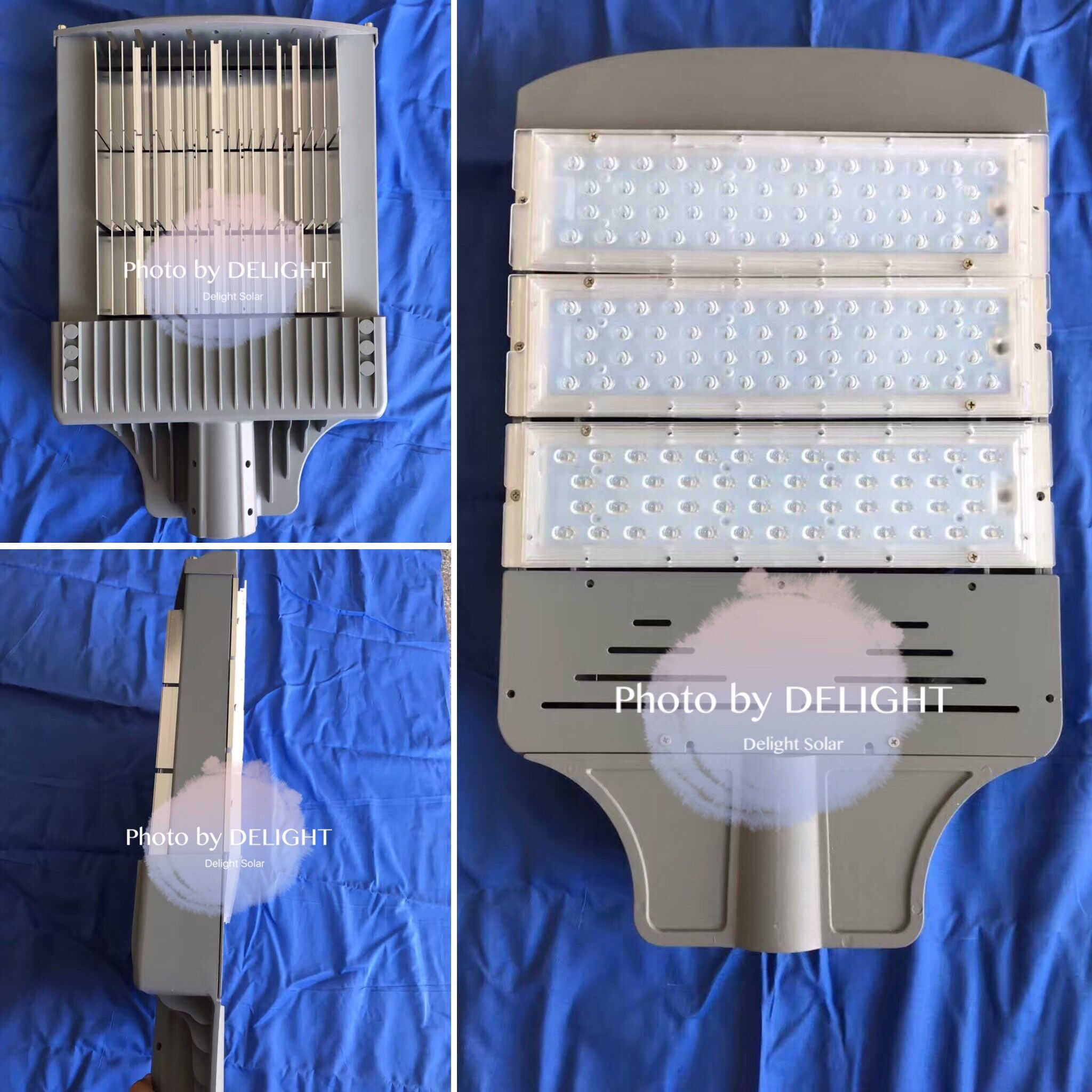 LED module street light manufactured by DELIGHT
