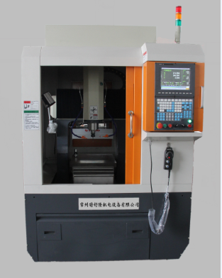TSL - 4050 5060 6060 machining center is suitable for the shoe mold processing