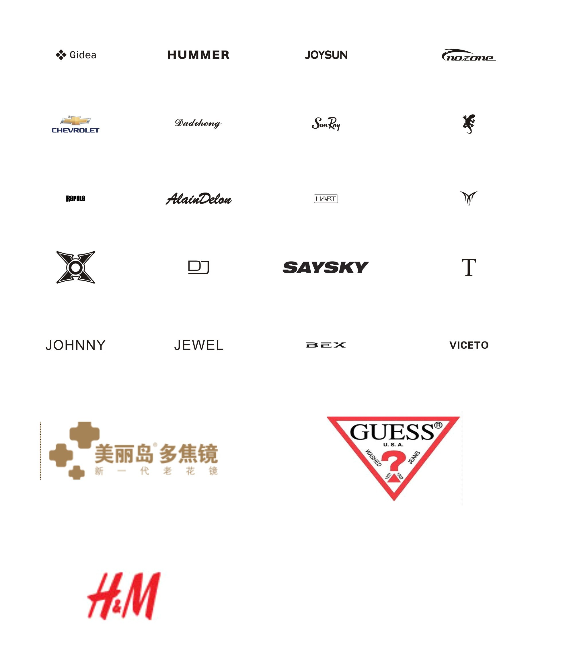 Cooperating Brands