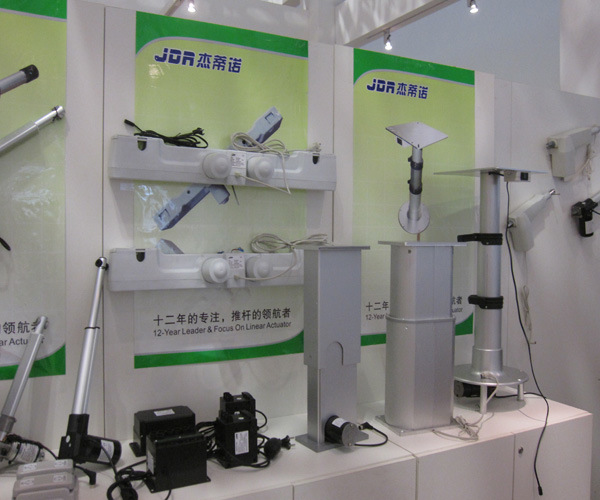Picture for Exhibition in 2011 at Shanghai for JDR Company