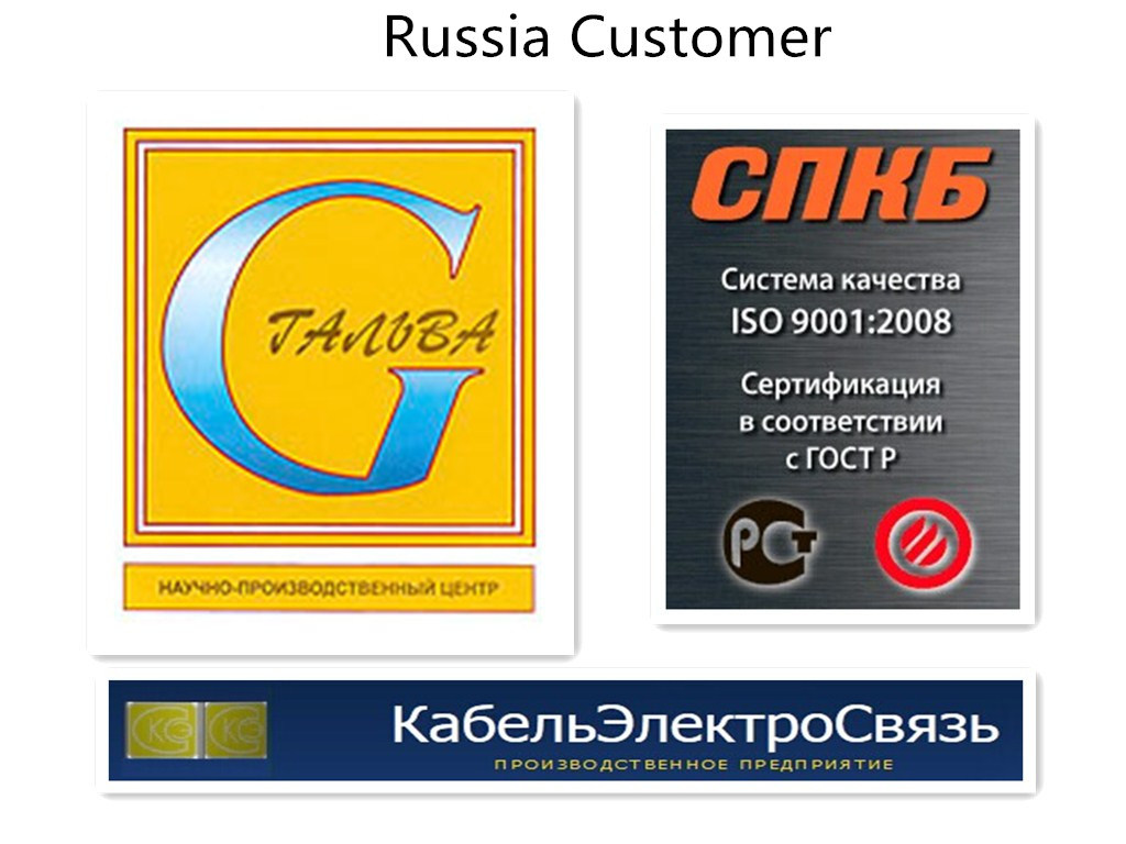 client list in Russia