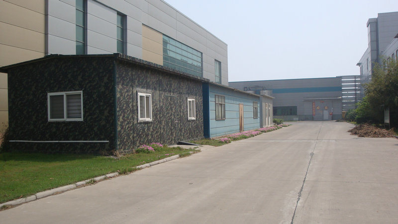 Prefab House Samples In Our Factory