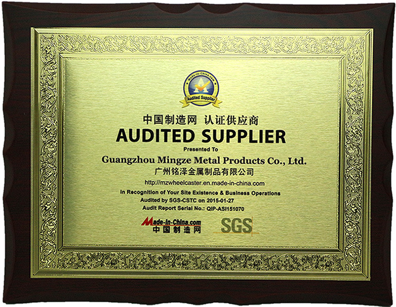 Made in China Golden Supplier.SGS