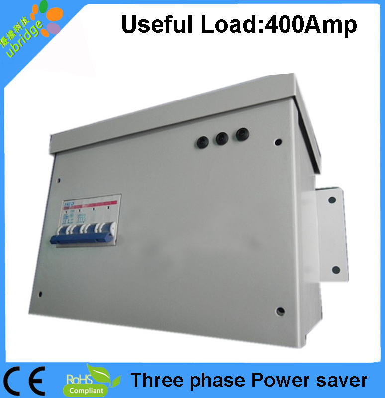 Commercial Use Three Phase Power Saver / Energy saver