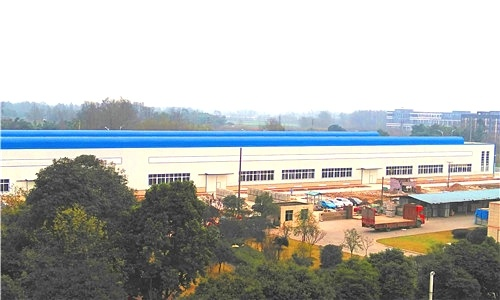 New factory for vials and ampoules