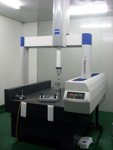 Some Parts Test By Carl Zeiss 3D Measuring Machine