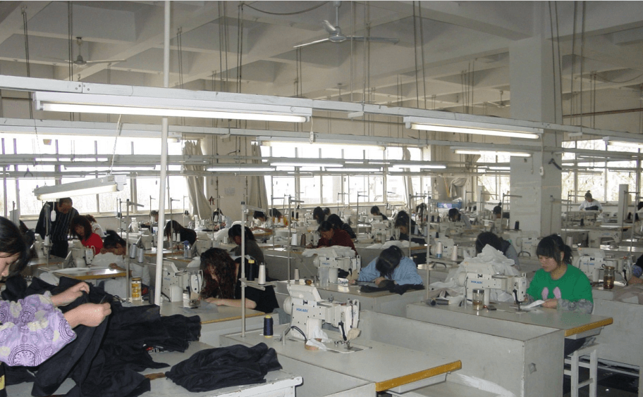 Factory environment