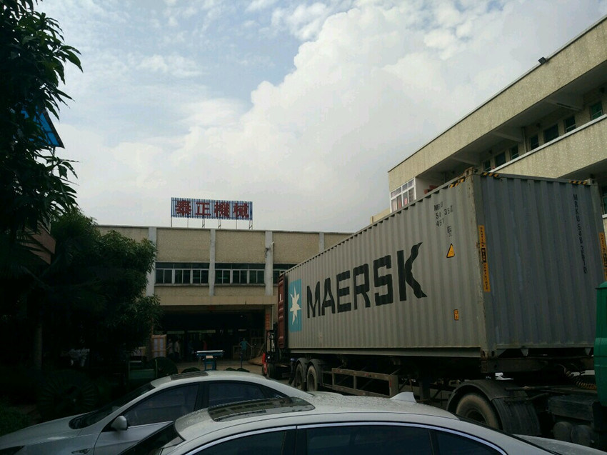 MSK line delivery to Mid-east country