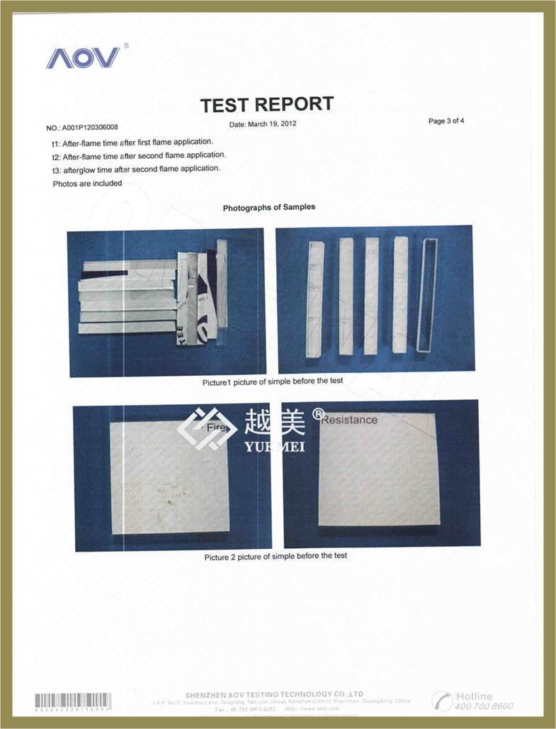 Test report3