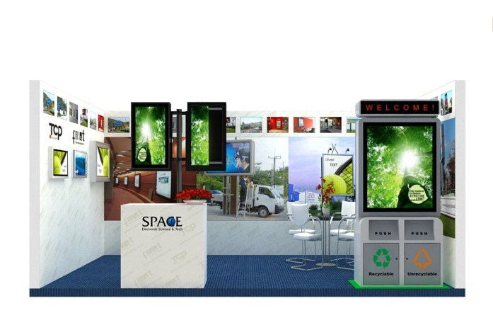 SPACE will take part in Sign Istanbul 2011