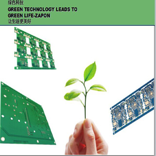 GREEN TECHNOLOGY LEADS toGREEN LIFE-ZAPON