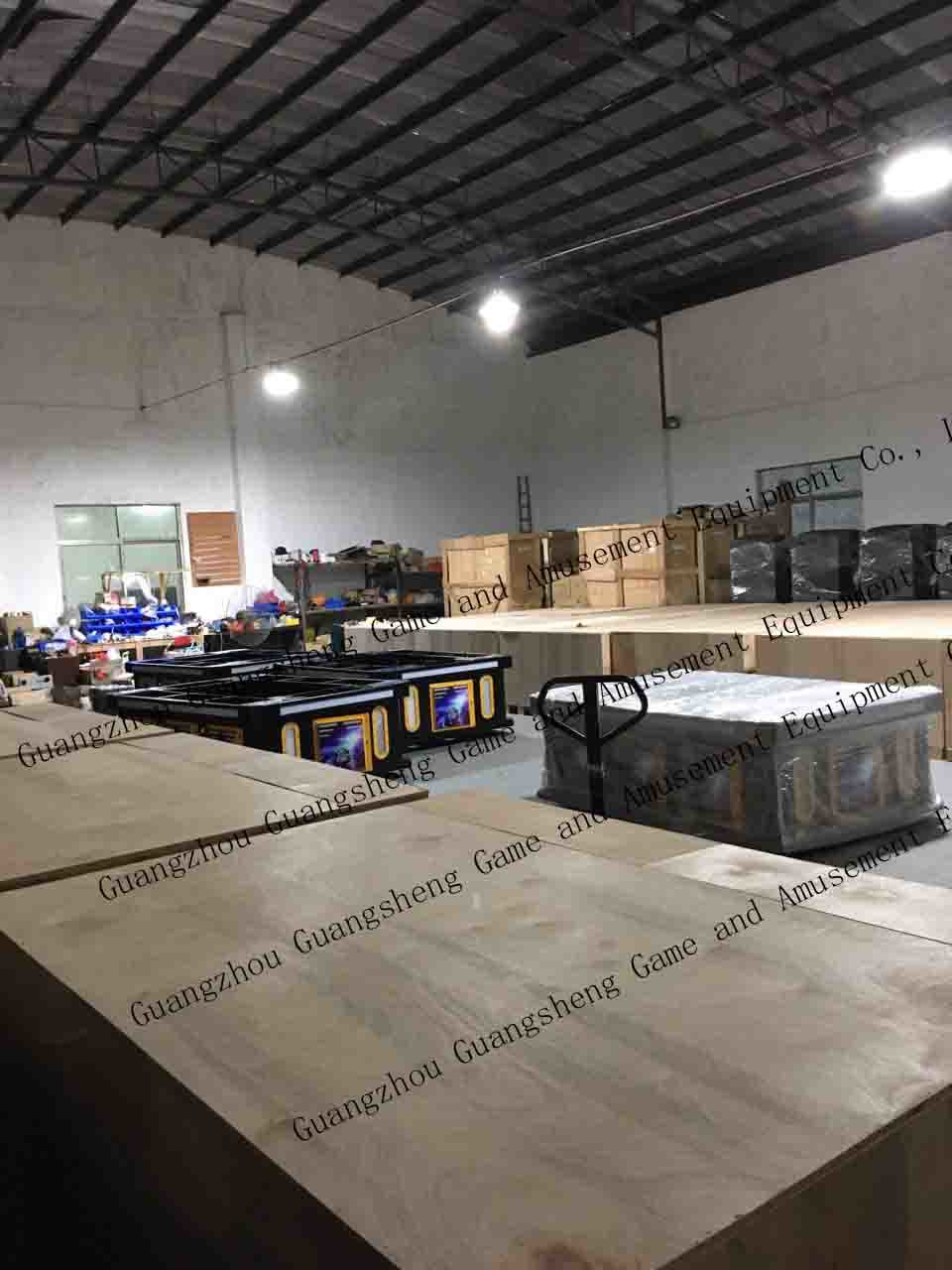 Wood Box Packing for Air Shipment Delivery