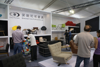 Shanghai Furniture Fair 2009--Pic010#