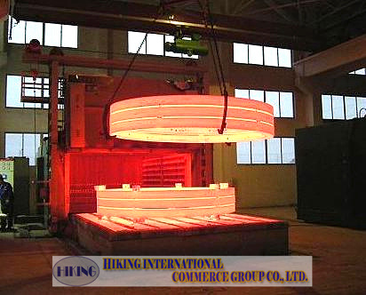 Resistance Heat Treatment Furnace Heating