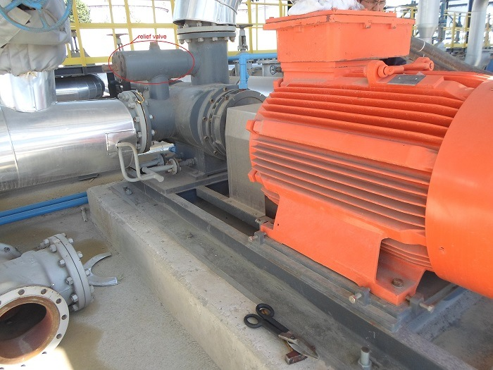 RSP Twin-screw Pump for Fuel Oil Transfer in Turkey