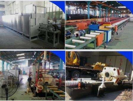 650t extrusion line to Indonesia