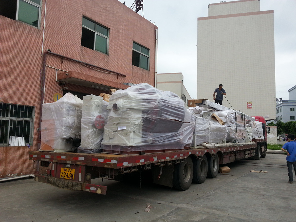 factory complete equipment delivery