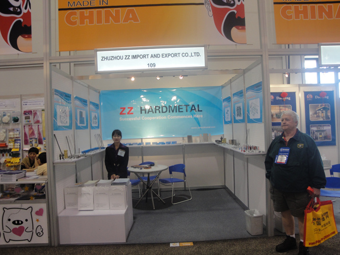 National Hardware Show 2011 in Las Vegas USA
