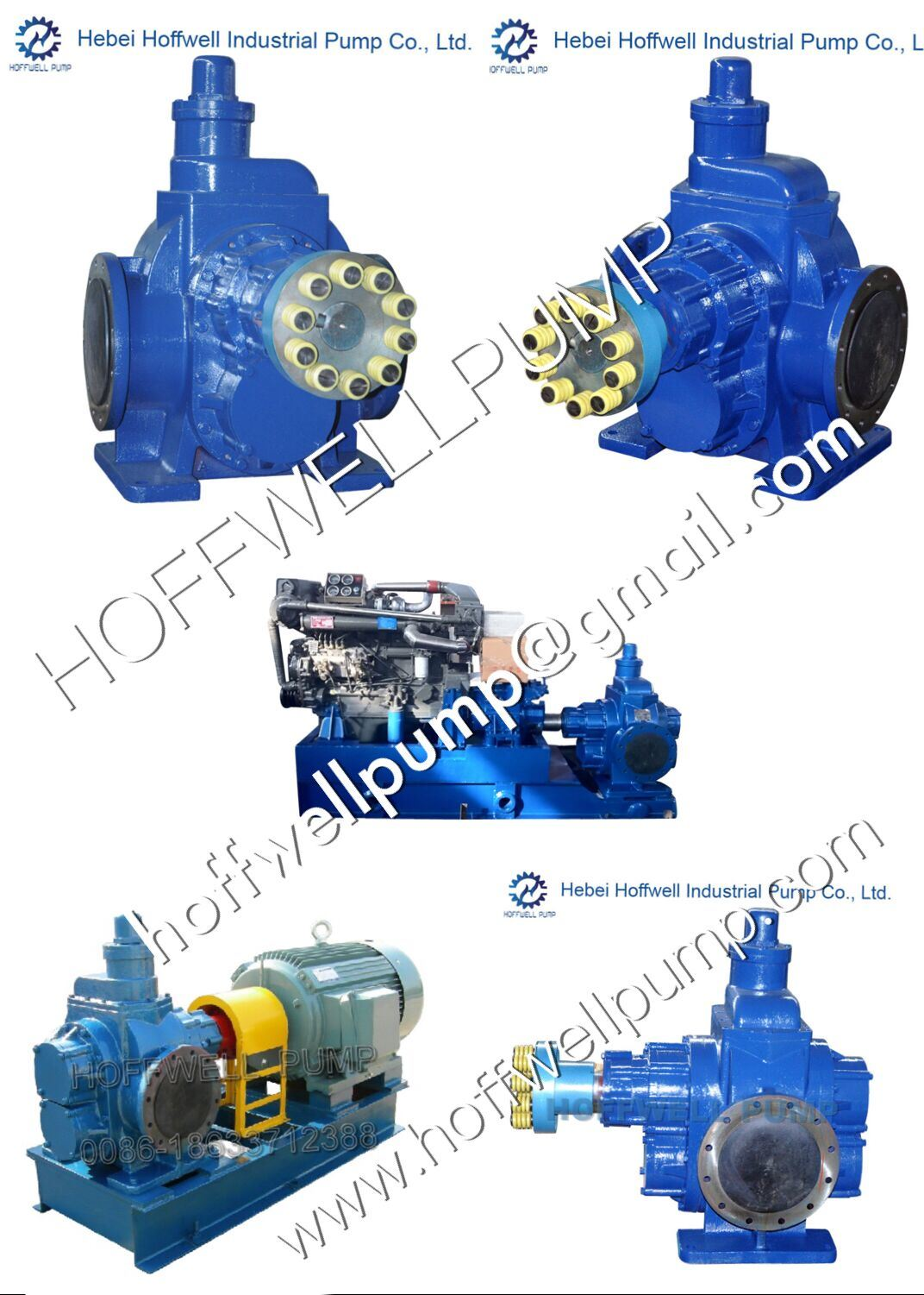 KCB gear pump Usual Troubles and Obviating Ways