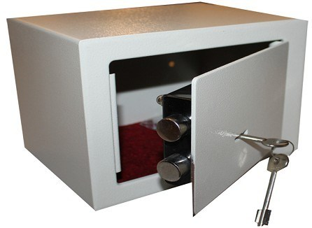 Mechanical Safe & Key Lock Safe (MEC-SC170)