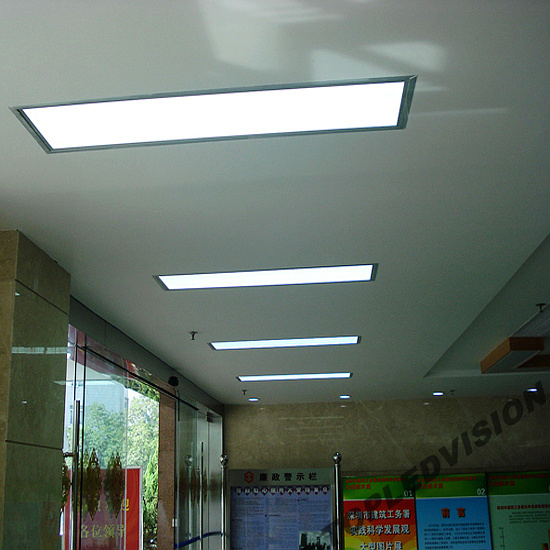led lighting panel S1230 of government building hall