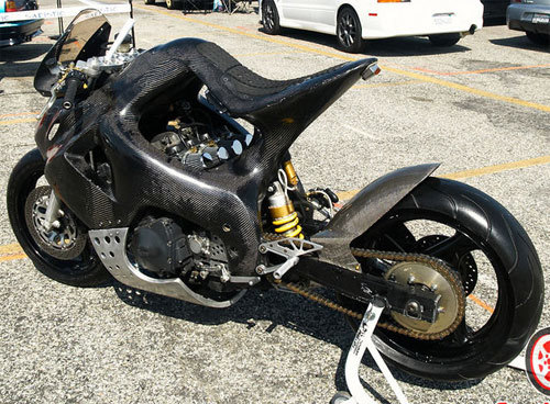 Carbon Fiber for motorcycle