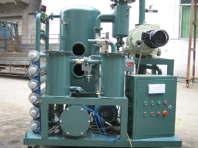 Picture 1 of Series ZYD transformer oil purifier