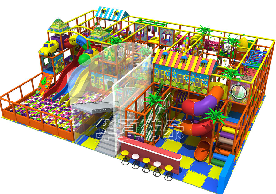 big size indoor play structure - Guangzhou Tongyao Healthy Body ...