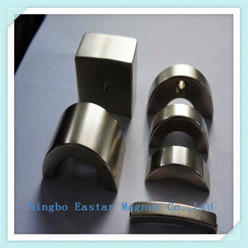 New Developed N52 Customized Shape Ndfeb Magnet
